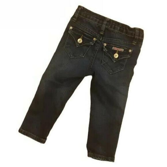 Hudson Other - Hudson Infant  Baby  Flap Pocket Denim Jeans